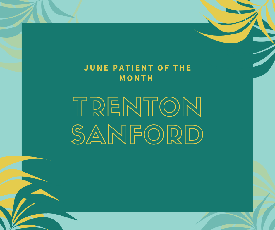 June Patient of the Month
