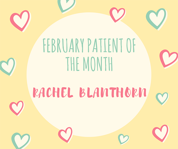 Cox Orthodontics Patient of the Month February 2018