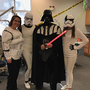 Cox Orthodontics Star Wars Office Photo 3